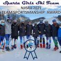 NJISRA 2021 Team Sportsmanship Award