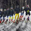 Sparta Varsity Girls Ski Team