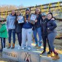 NJAC 2020 Girls Ski Team Champions