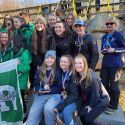 2020 Petro Trophy Sparta Girls Ski Team 1st Place